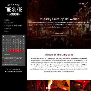 The Kinky Suite Amsterdam | Bed and Breakfast