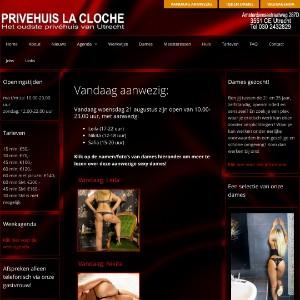 Home - Privehuis La Cloche