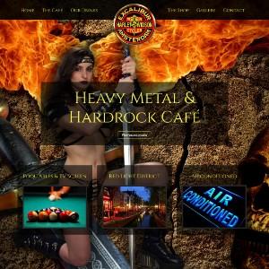 Excalibur Café | Heavy Metal & Hardrock Red Light District Amsterdam