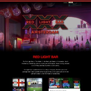 Red Light Bar Amsterdam