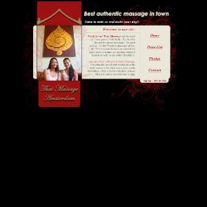 Thai Massage - Oudezijds Voorburgwal 189b