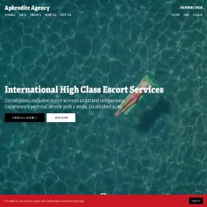 High Class Escorts at Aphrodite International