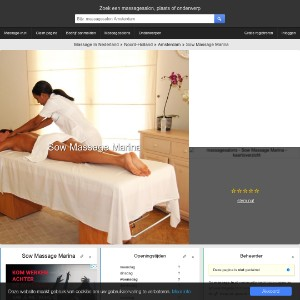 Sow Massage Marina - massage-in.nl