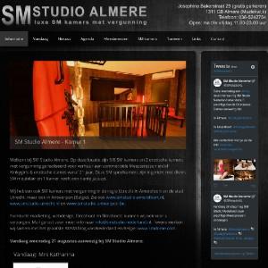 SM Studio Almere – luxe sm kamers met vergunning
