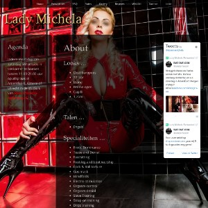 About - Lady Michela BDSM en Fetish Meesteres / Mistress