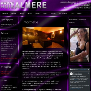 Informatie - Privehuis Almere