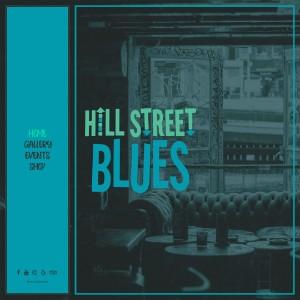 Underground Graffiti Lounge, Cafe  - Hill Street Blues