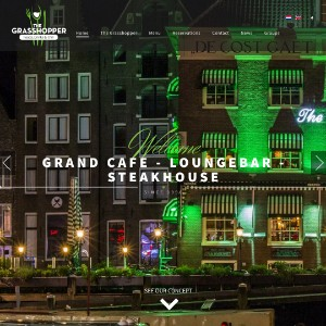 The Grasshopper Amsterdam | Steakhouse Evita | Grandcafe | Sportscafe