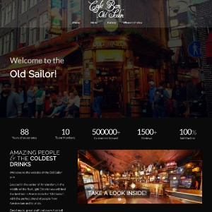 The Old Sailor – Pub & Bar