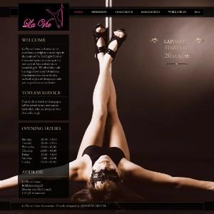 La Vie en proost - Lapdance, striptease and poledancers
