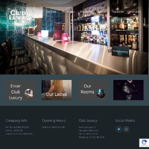 Club Luxury - Exclusive sexclub in Amsterdam - High Class Ladies