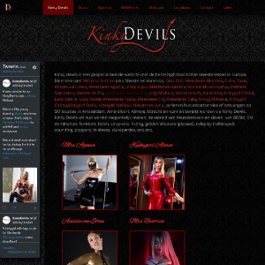 Kinky Devils – De Beste BDSM Meesteressen