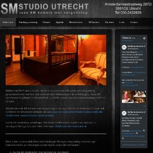 SM Studio Utrecht – Luxe SM kamers met vergunning