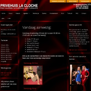 Home - Privehuis La Cloche