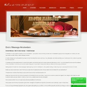 Erotic massage Amsterdam enjoy now nr1 hotel massages