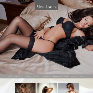 High Class Escorts Amsterdam | Luxe Escort Amsterdam – Mrs Jones - Mrs Jones High class escort